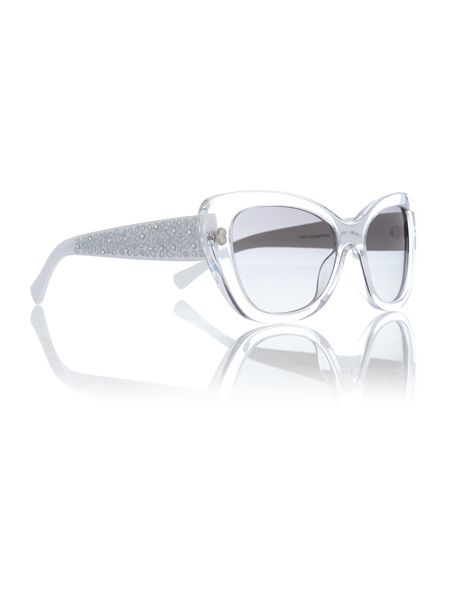 Coach HC8143B Cat eye sunglasses