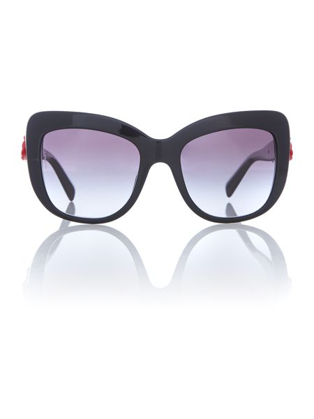 Dolce&Gabbana 0DG4252 Cat Eye sunglasses