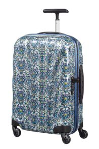 Cosmolite 4-Wheel Liberty Print Large Suitcase