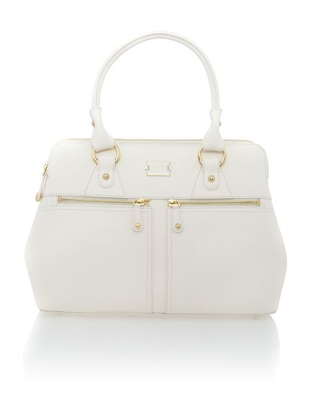Modalu Pippa neutral medium tote bag