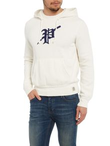 Polo Ralph Lauren Logo Hooded Sweater