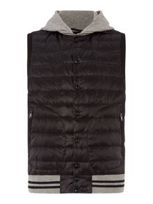 Casual Hooded Gilet