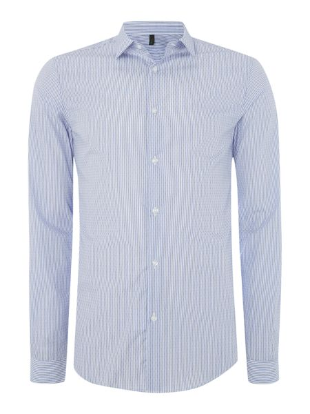 Benetton Stripe Long Sleeve Shirt