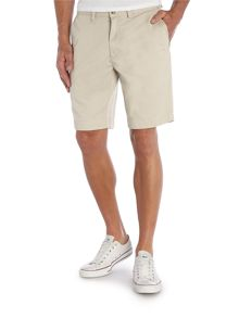 Suffield Classic Fit Cotton Shorts