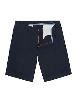 Suffield Classic-Fit Cotton Shorts