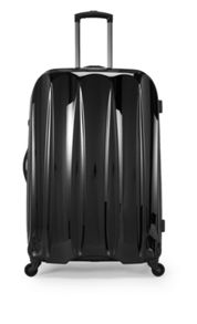 Tiber 4 wheel medium hard rollercase black