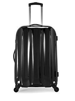 Antler Tiber 4 wheel large hard rollercase black