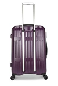 Antler Jupiter purple 4 wheel hard cabin suitcase