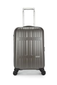 Jupiter Charcoal 4 Wheel Luggage Range