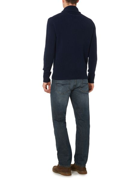 Howick Shackleton Shawl Neck Jumpers