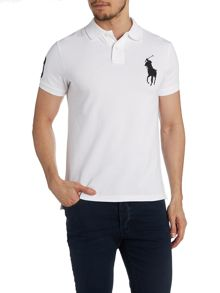 Polo Ralph Lauren Slim Fit Big Pony Polo Shirt