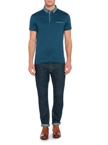 Linea Spencer Polo Neck T-Shirt