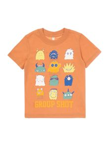 Boys group shot t-shirt