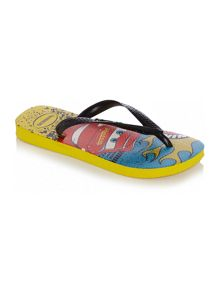 Boys Disney Cars Flip Flops
