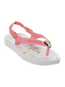 Girls Disney Mickey Mouse Flip Flop