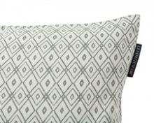 Authentic Diamond Print Sham 50x50 in Green