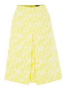Vince Camuto Aline boucle skirt