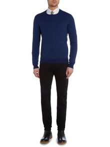 Kenneth Cole Maxwell 5-Pocket Trouser