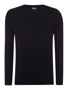 Linea Ruston Ribbed Front Panel Jumper