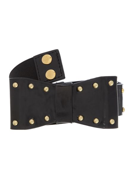 Therapy Ashley bow waist belt