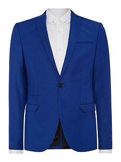 Rutherford Peak Lapel Skinny Suit Jacket