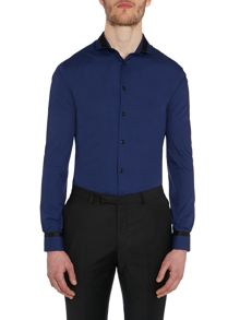 Label Lab Beadle Polka Dot Slim Fit Shirt