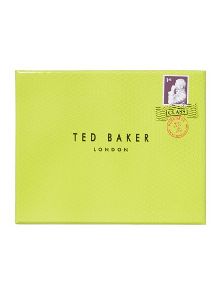 Ted Baker Plain Bi-Fold Wallet