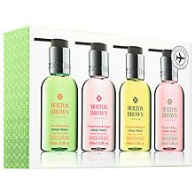 Bestsellers Travel Hand Wash Set (4x100ml)