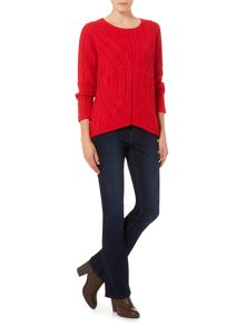 Therapy Rib detail cable jumper