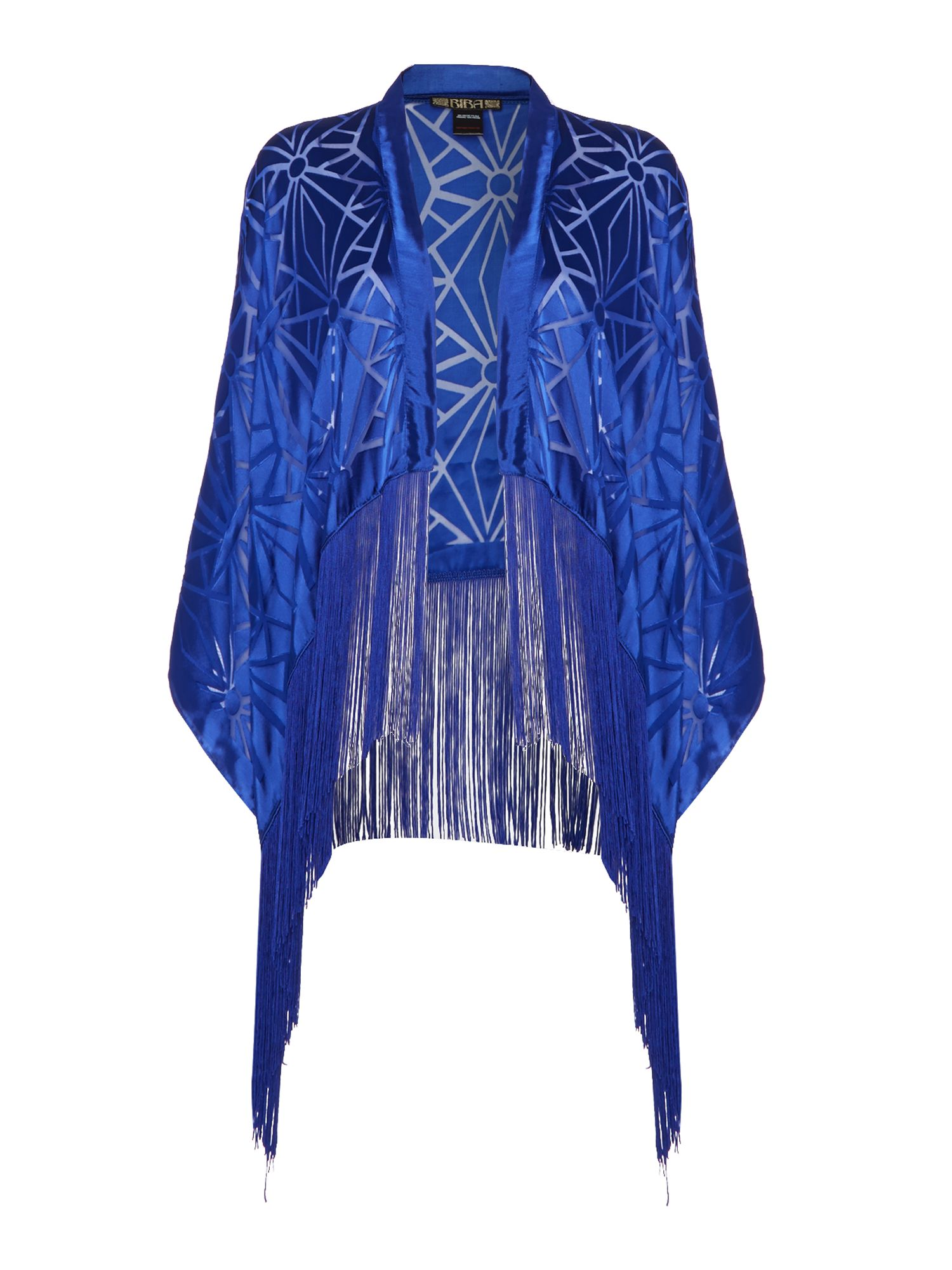 Biba Deco Burnout Kimono $62.30 AT vintagedancer.com