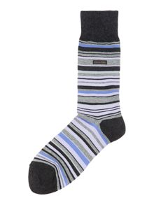 Stripe Trainer Socks