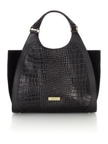 Paige winged tote bag