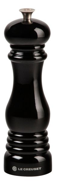 Le Creuset Classic Pepper Mill Black