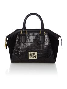 Mini blake bowler handbag