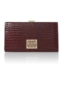 Marlon frame clutch bag