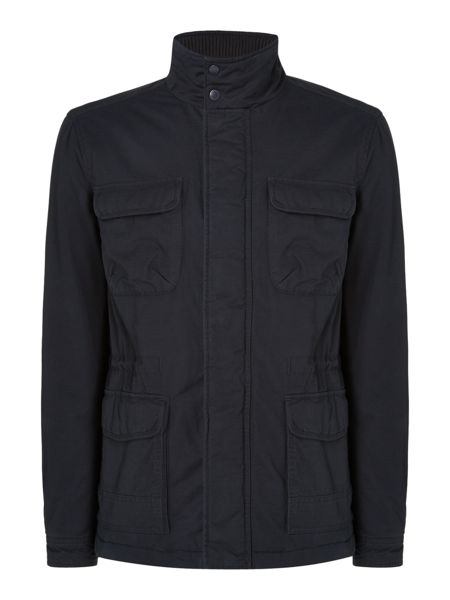 Criminal Quentin Casual Field Jacket