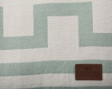 Lexington Authentic Graphic Throw 130x170 in Green
