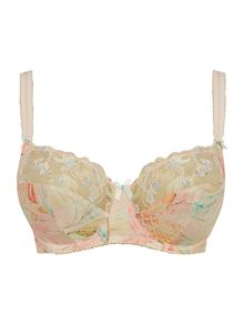 Eloise Underwired Bra With Side Support