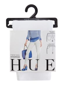 Hue Original denim leggings