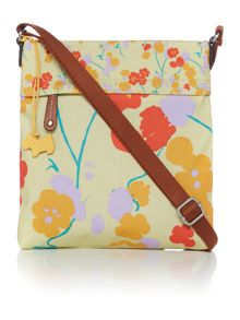 Butterfield yellow small crossbody bag