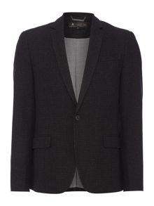 Label Lab Wilber Casual Check Blazer