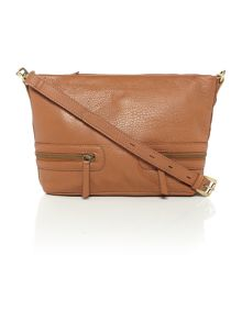 Pia slouch crossbody bag