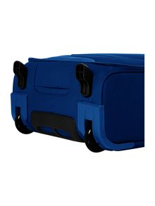 Arnavon blue 2 wheel soft cabin upright