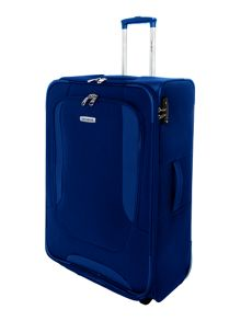 Arnavon blue 2 wheel soft large upright