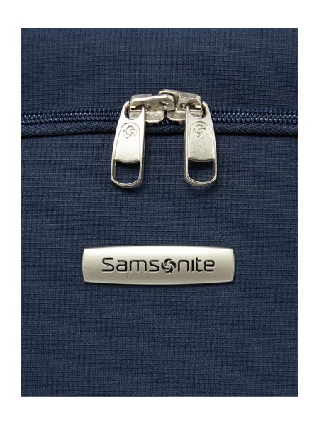Samsonite Arnavon blue 2 wheel soft large upright