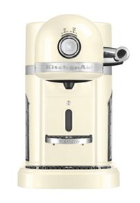 KitchenAid Nespresso Machine Almond Cream