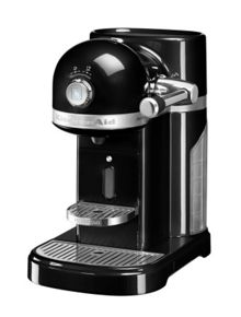 KitchenAid Nespresso Machine Onyx Black