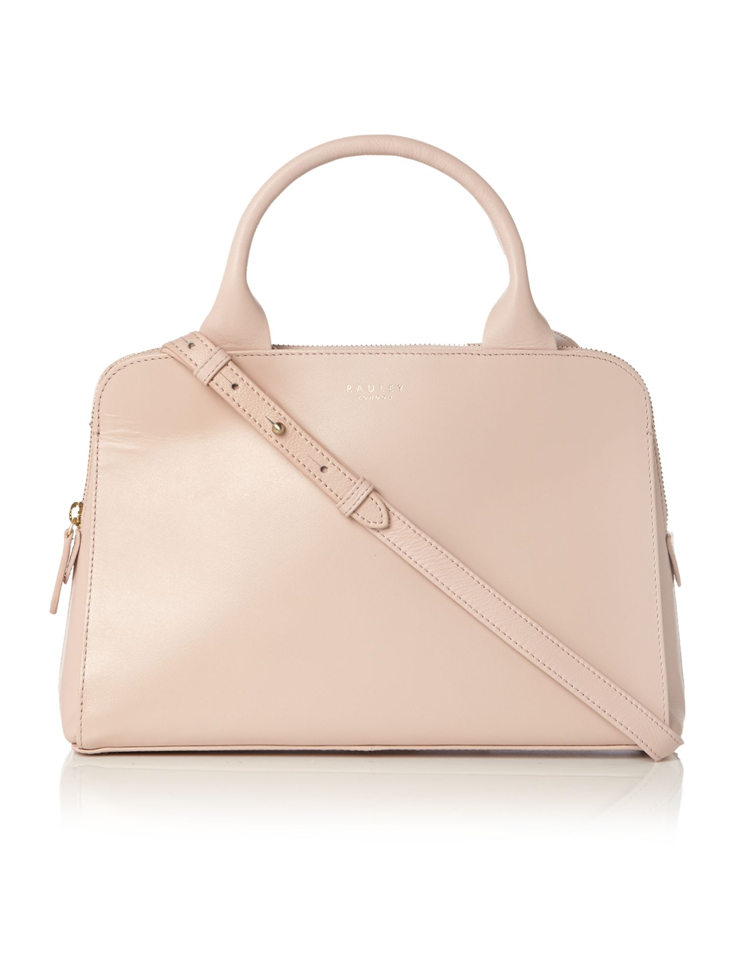 Pale Pink Crossbody Bag 105