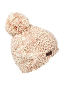 Barbour clyde bobble hat