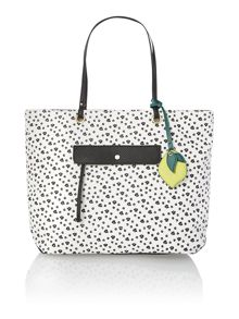 Isla multi coloured floral large tote bag